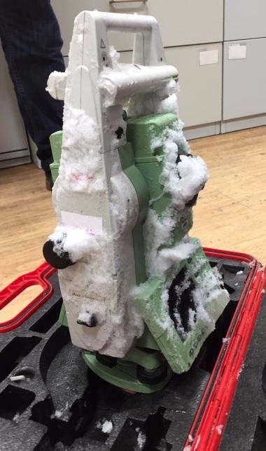 Schneeinstrument