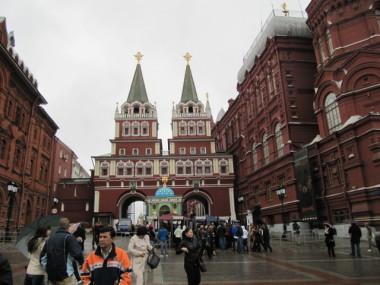 Moskau 2011