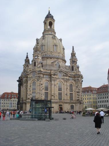 Frauenkirche Dresden, 2013 (Foto: ST)