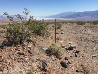 USA, Death Valley, 2017